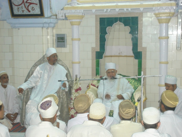 Bayaan of Huzoor-e-'Aali (tus) at Fakhri masjid on the day of Shahaadat-e-Maulaana Ali (as)